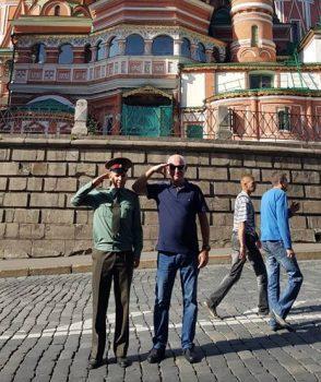אינסנטיב פרומט לקוחות VIP WOLF נהנו החודש ברוסיה – מוסקבה וסנט פטרבורג ♥♥♥
