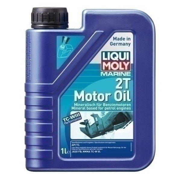 MARINE 2T MOTOR OIL 1L