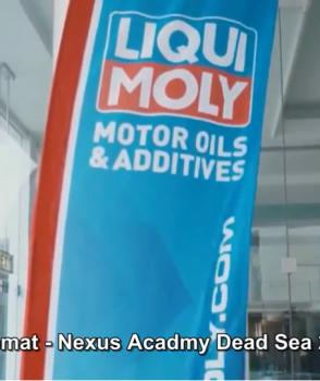 Nexus Acadamy Liqui Moly / Mahle 2019 – כנס לקוחות פרומט